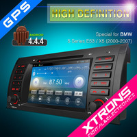 "7"" HD Android 4.4.4 DVD player Special for bmw x5 (With canbus)"