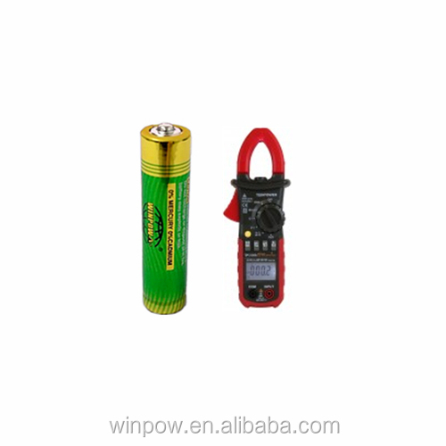 non rechargeable super Alkaline AAA Lr03 Battery