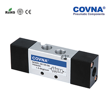 4A130-06C 5/3 Way 220V High Speed Wireless Solenoid Valve