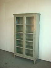 livingroom wooden glass cabinet furniture