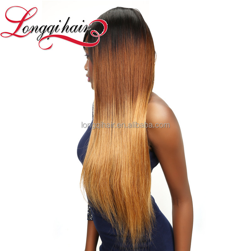 Alibaba Golden Supplier Wholesale Virgin Brazilian Human Hair Weave #30 Color