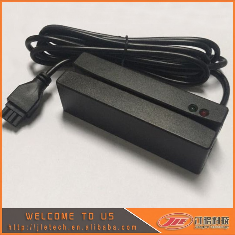 JLE417A For Bus system in Thailand 3Tracks TTL Magnetic Card Reader