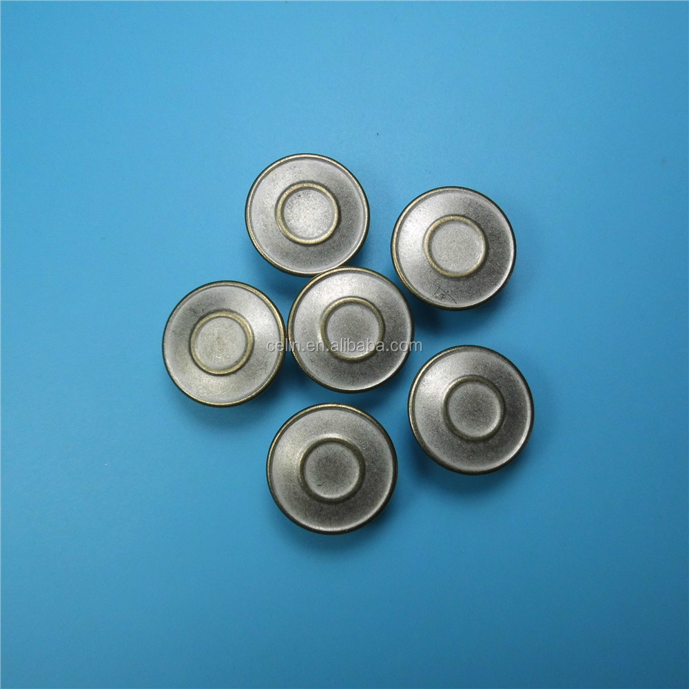 Metal tack button for jeans garment accessories button for clothing