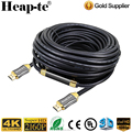 Ultra High Speed hdmi cables 100ft Audio cable support Ethernet 4K,3D,1080p and Audio Return (ARC)CL3 function with 24k golden