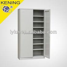 kening 2016 knocked-down metal filing cabinet used in office with 2 doors