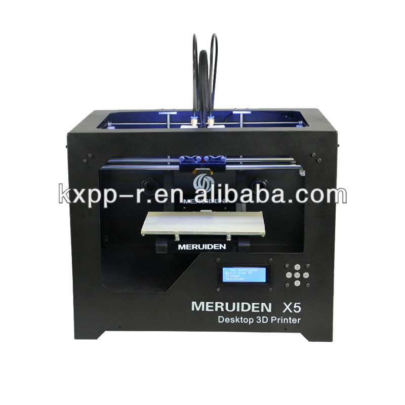 any 3d software read 3d printer with 1.75mm ABS PlA filament