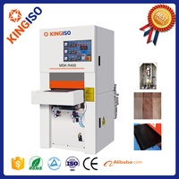 MSK400R lacquer sander with fixed table round rod sanding machine