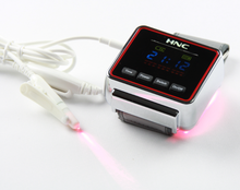Semiconductor 11 laser treatment instrument for reducing blood pressure, blood fat, cerebrovascular disease