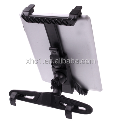 360 Degree Rotation Universal Vehicle Rear Seat Holder for All Tablet PC