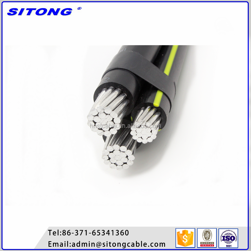 Low Voltage Aluminum Conductor ABC Cable