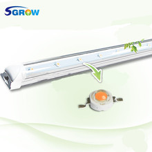 White full spectrum T8 20W LED grow light tube ,Aeroponic,Hydroponics Vertical Farm System LED Grow Light