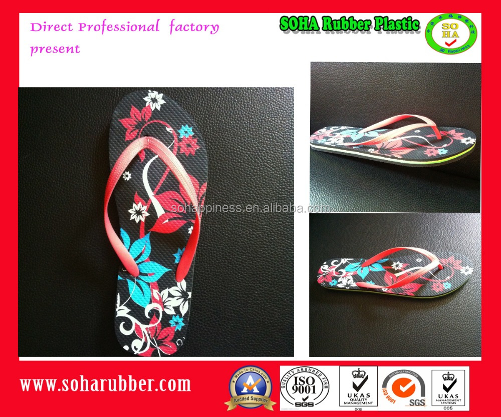 wholesales custom wedding flip flops women