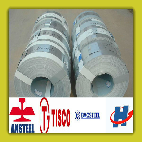 galvanized steel strip st12
