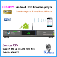 21K Vietnamese Live songs with 4TB HDD +Android vietnamese karaoke player with HDMI 1080P ,support Mic Echo