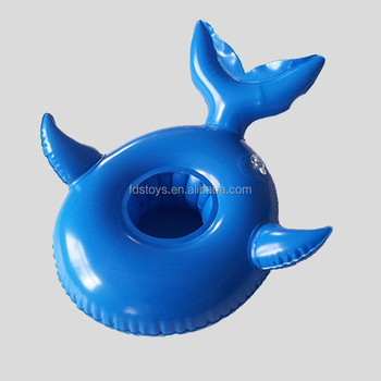 High quality PVC inflatable cooling cup holder