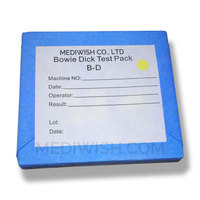 Medical Disposable b-d bowie dick test pack For Sterilization