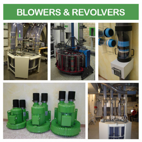 Blower Tube Systems