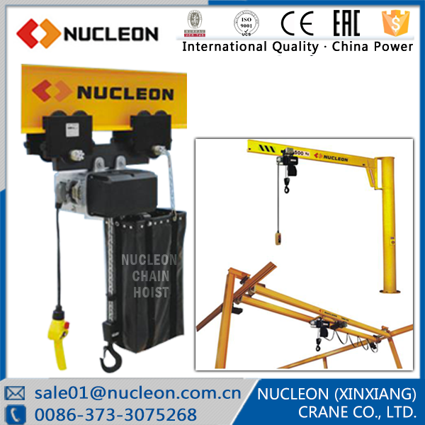 Nucleon Crane 500kg electric chain hoist