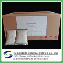Sodium removing agent, De- calcium flux, Magnesium remover