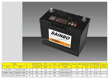 Hot sale car battery wholesale with various standard