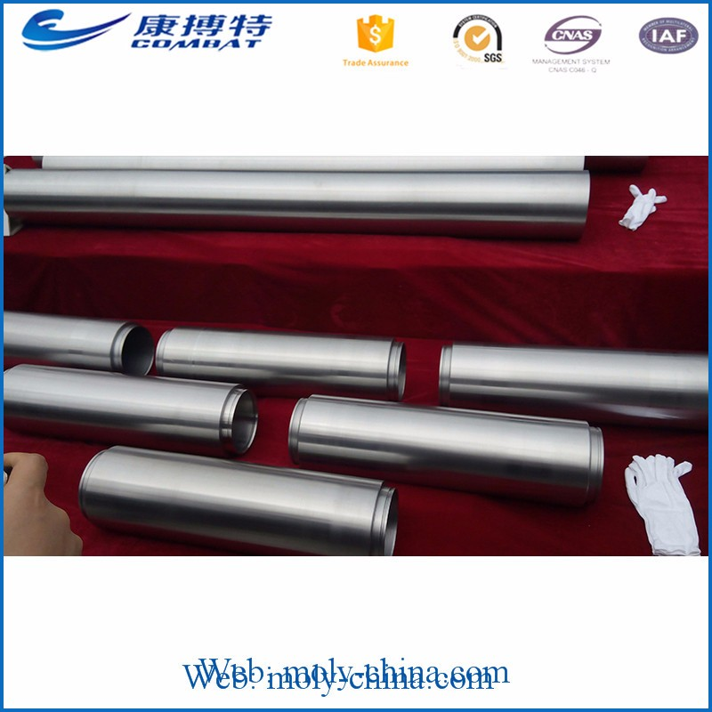 99.95% pure molybdenum rod for Sapphire Crystal Growing furnace