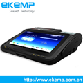 All In One EKEMP 10 Inch Android Terminal Customer Display Pos System