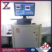 Good quality inspection equipments optical lpg cylinder test equipment