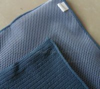Mesh wash cloths