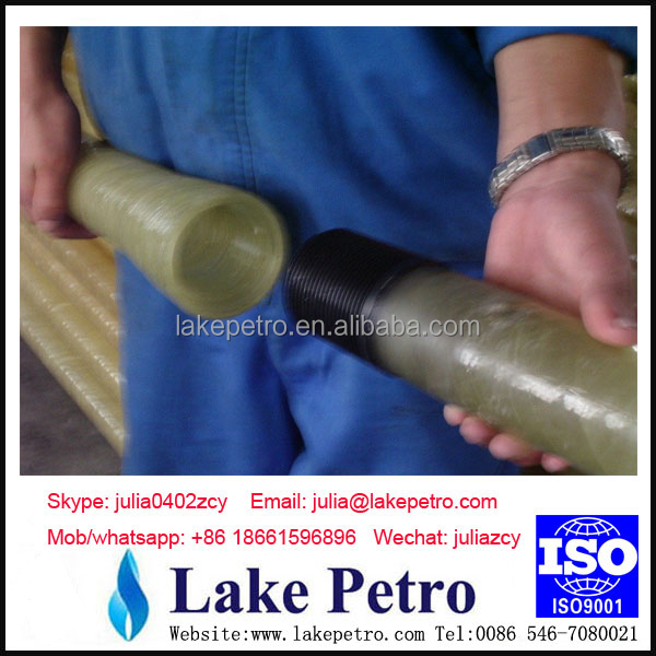Oil and Gas GRE Pipes