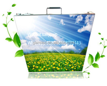 P3mm Pitch size flexible LED screen curved LED display arc LED panel for rental market