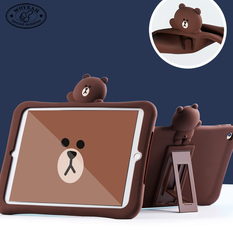 Bears Holder Covers Anti-Shock Tablet Covers for <strong>Ipad</strong>