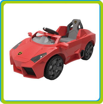 2017 Newest Lambor licensed Kids Ride On Car,electric car