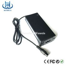 electric mini car charger 36v 2a li-ion battery charger