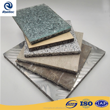 Customized decorative composite aluminum foam panels for roof and wall