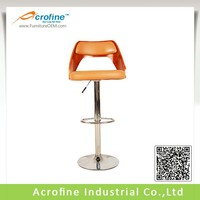 Wood Luxury Bar Stools With Leather Wooden Bar Stool