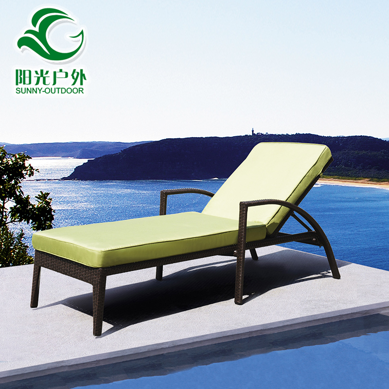 Luxury Design Used Hotel Swimming Pool Lounge Chair