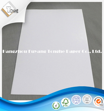 Duplex Board Paper Type and Double Side Coating Side paper bleached