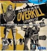 House of the Dead OVERKILL - Extended Cut PS3