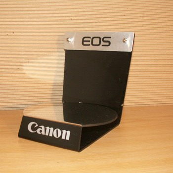 Acrylic Dslr Camera Display Stand