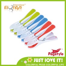 hot sale TPR plastic clothespegs clothes printing peg for laundry clothespin