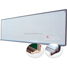 fancy standard size white board for classrooms