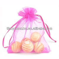 Factory wholesale scented wooden balls for promotion