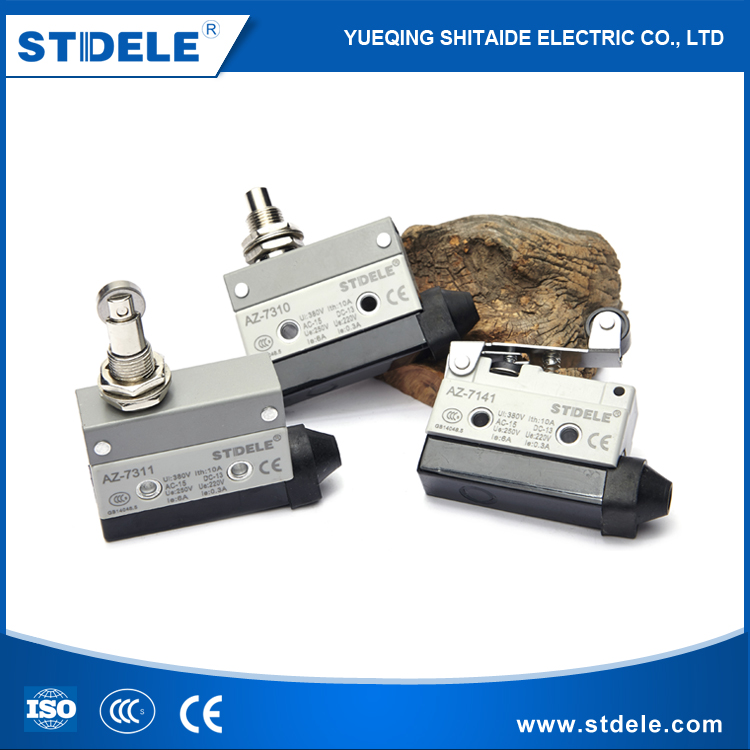 China manufacturer plunger mini micro switch OEM