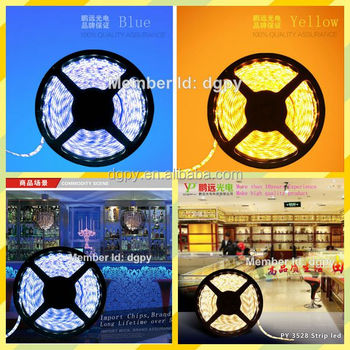 LOW Price Wholesale 3528 led stripes light 30/60 leds Water-proof/Non water-proof ( CE & RoHS )