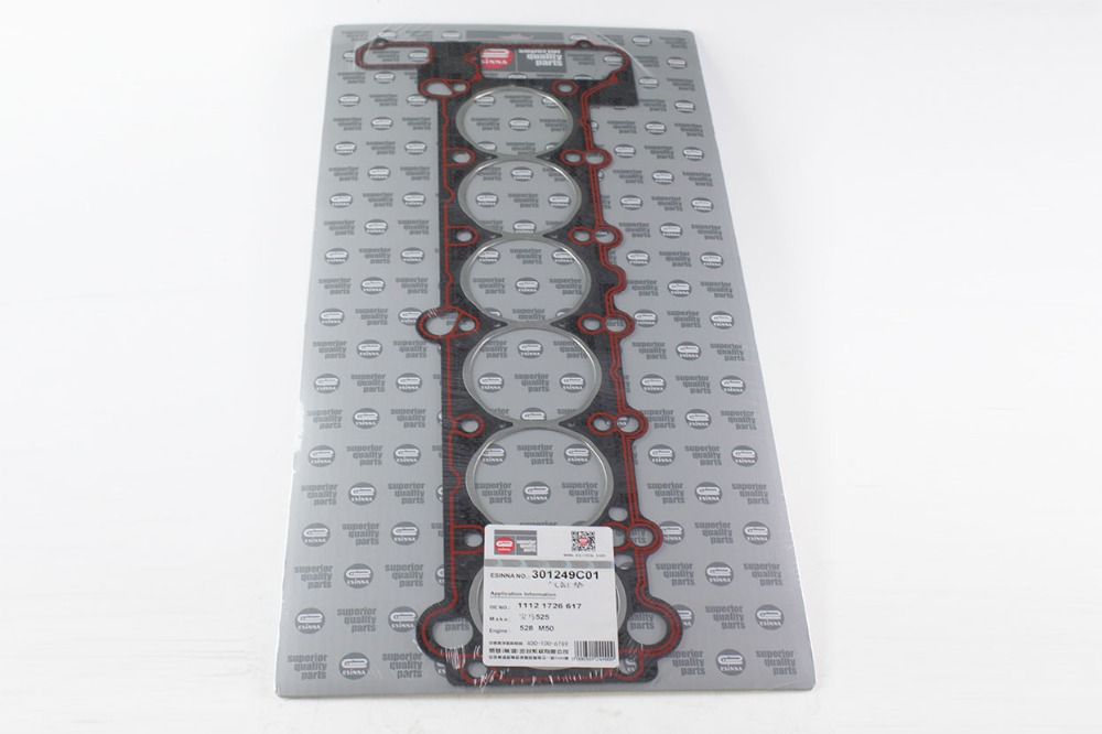 Wholesale cars spare parts cylinder head gasket for E39