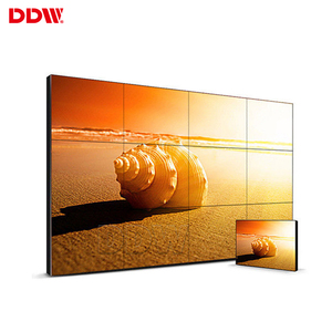 Competitive price led usenda video wall screen tv panel / transparent auto-diming system DDW-LW550HN16