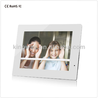 HD wall hanging 13.3inch digital photo viewer