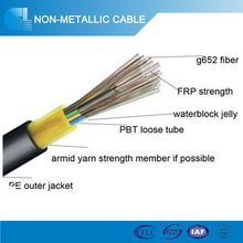 alibaba best sellers multimeter FRP fiber optic cable GYFTY