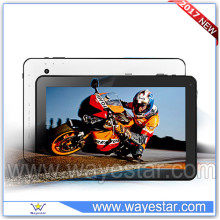 OEM Andriod Tablet 10 inch 16G Rom External 3G Bluetooth Tablet pc suppot DC jack