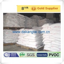 Alpha gypsum plaster powder for chalk making